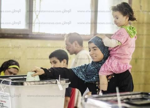 """أتوبيسات لمرشح """"مصر بلدي"""" بدائرة 15 مايو تنقل الناخبين إلى اللجان"""