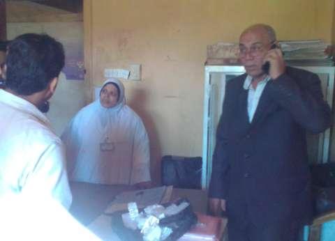 رئيس المحلة يقرر إحالة 30 طبيبا وإداريا بمستشفى الصدر للنيابة الإدارية