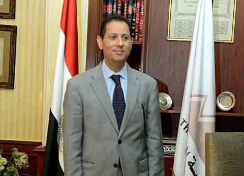 رئيس هيئة الرقابة المالية يدلي بصوته في انتخابات الرئاسة