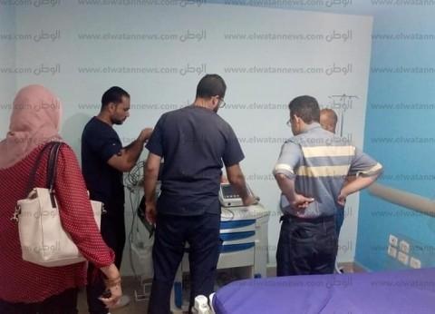 حملات تفتيشية على المستشفيات لمتابعة سير العمل في جنوب سيناء