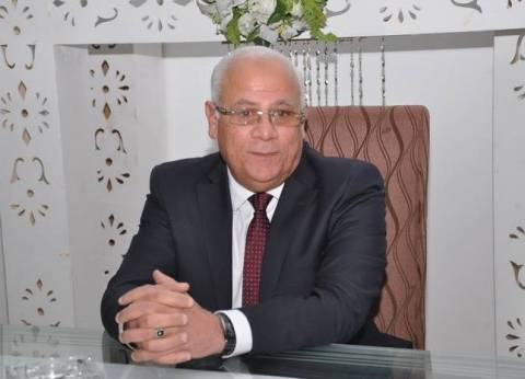 """""""الغضبان"""" ينعى باسم أهالي بورسعيد شهداء طائرة """"مصر للطيران"""""""