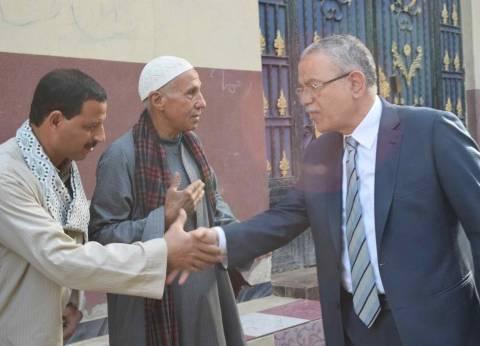 محافظ المنيا: تكثيف أعمال التأمين حول الكنائس تزامنا مع عيد القيامة