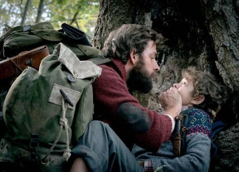 """فيلم الرعب الأمريكي """"A Quiet Place"""" يتصدر قائمة عائدات التذاكر"""