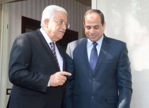 أبو مازن للبابا فرنسيس: إصراركم على زيارة مصر تعبير عن التزامكم بالعدل