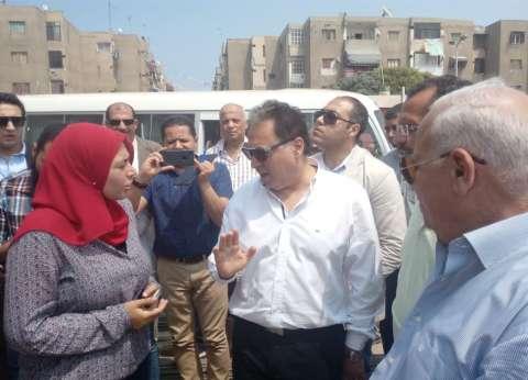 محافظ بورسعيد: نشكر الرئيس السيسي على هدية التأمين الصحي