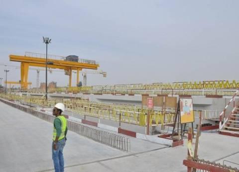 انتهاء 95% من إنشاءات قناطر أسيوط الجديدة والمحطة الكهرومائية