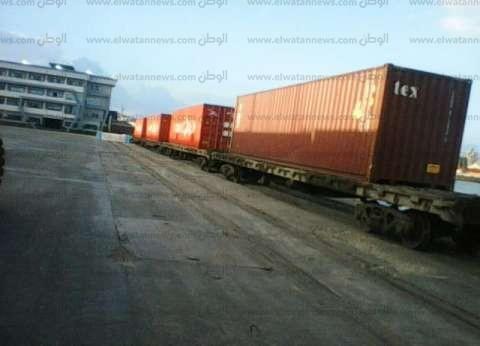 """""""ميناء الإسكندرية"""": نتحكم في موانئ البحر المتوسط ونشاط التجارة"""