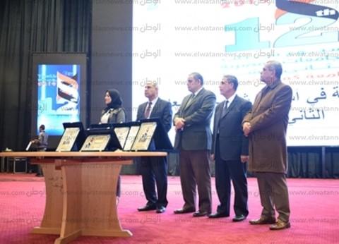 القمري: جامعة كفر الشيخ ستبقى راعية للمتميزين ومنبرا للمتفوقين