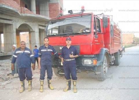 محافظ سوهاج يناشد الفلاحين عدم حرق المخلفات الزراعية