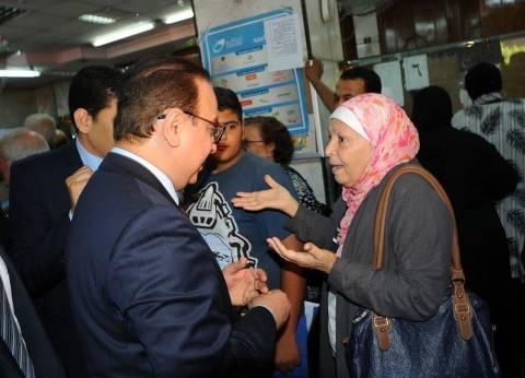 القاضي: الحكومة تثق في مجلس المصرية للاتصالات بتشغيل رخصة المحمول