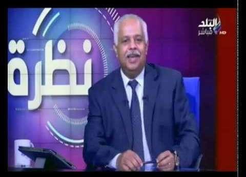 """حمدي رزق: أنا ابن الدولة المصرية وأؤمن بـ""""30 يونيو"""""""