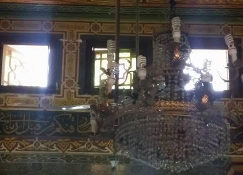 """تحطيم زجاج مسجد ومحال تجارية بسبب """"حادث الإسكندرية"""""""