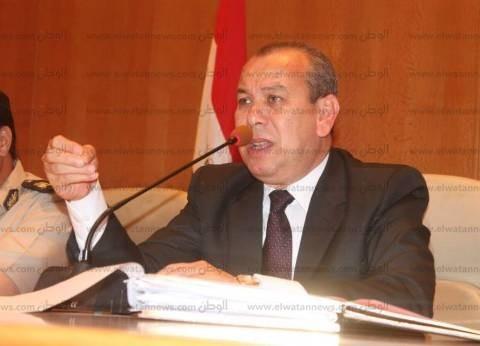 محافظ دمياط يعتمد 209 آلاف جنيه لزيادة أعمال الرصف بمدينة السرو