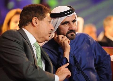 """حاكم دبي ينعى الدكتور """"زويل"""": """"فقد العلم أحد رواده"""""""