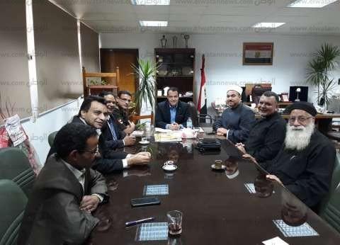جامعة أسيوط تستعد للاحتفال بنصر أكتوبر بالتعاون مع بيت العائلة المصرية