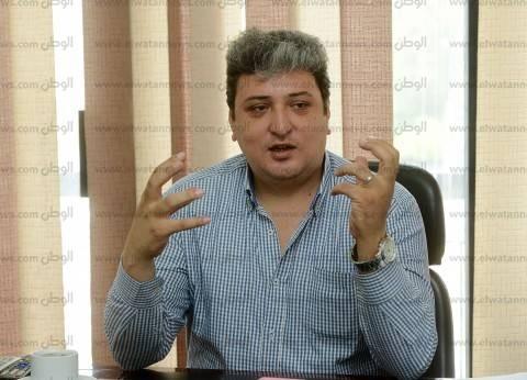 «شلبى»: الشعب المصرى ملّ من المقاطعة والسلبية ويسعى لتأكيد أنه رقم أساسى فى المعادلة السياسية