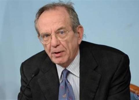 وزير الاقتصاد الإيطالي: دخول المواطنين تتجاوز مبلغ 17 مليار يورو