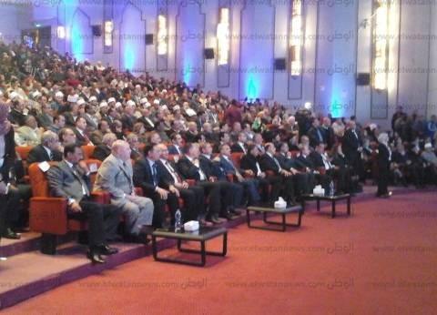"""""""كلنا معك من أجل مصر"""": مؤتمرات في 16 محافظة لمطالبة السيسي بالترشيح"""