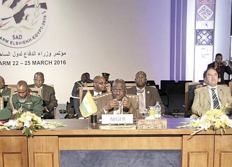أمين عام «الساحل والصحراء» يطالب المشاركين فى اجتماع «شرم الشيخ» بالوقوف دقيقة حداداً على أرواح ضحايا الإرهاب