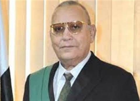 """حسام عبدالرحيم.. رئيس """"الأعلى للقضاء"""" السابق وزيرا لـ""""العدل"""""""