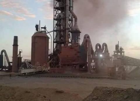 وزير البيئة يبرئ مصنع أسمنت حلوان من شكاوى المواطنين بالتلوث