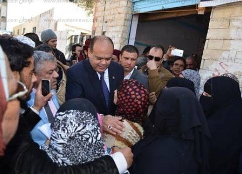 محافظ مطروح يدلي بصوته بانتخابات الرئاسة: جميع اللجان فتحت في موعدها