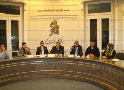 """""""المحافظين"""" يهنئ السيسي بـ""""30 يونيو"""": ذكرى تصحيح مسار الدولة المصرية"""