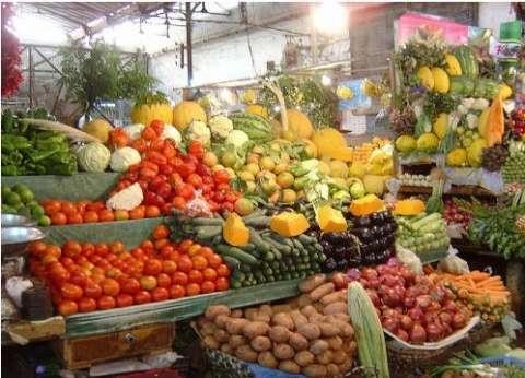 استقرار أسعار الخضروات في سوق العبور.. والقلقاس بـ5 جنيهات