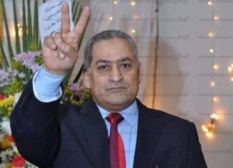 مصرع مفتش الأمن العام بالإسماعيلية في حادث انقلاب سيارته