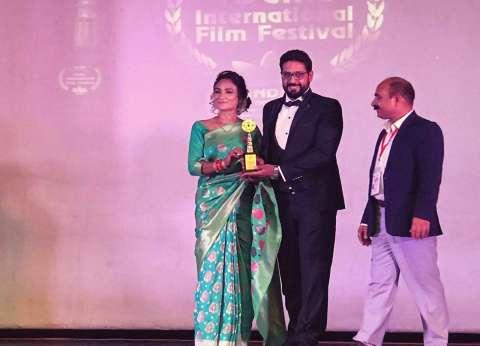 """""""التضامن"""" تفوز بجائزة أفضل فكرة فيلم بمسابقة مهرجان الهند السينمائي"""