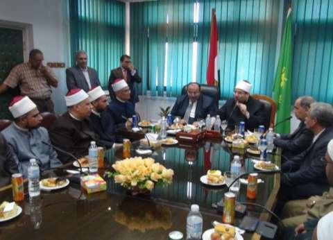 """""""أوقاف الإسكندرية"""" تشكل غرفة عمليات لإحكام السيطرة على المساجد"""