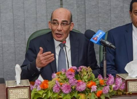 وزير الزراعة: الجيش لا يدخر جهدا لتطهير الأرض من الإرهابيين