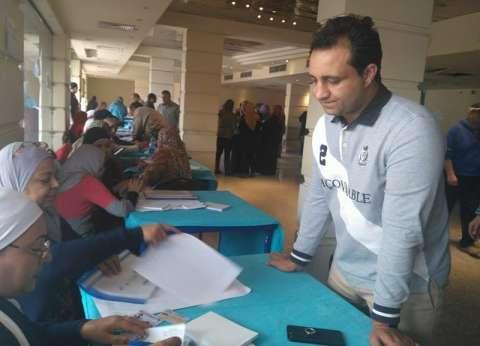 عاجل| أحمد مرتضى يغادر مقر الزمالك قبل إعلان نتيجة الانتخابات بدقائق
