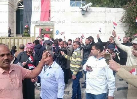 سفير مصر بالكويت: نتوقع ارتفاع نسبة المشاركين في الانتخابات بشكل كبير