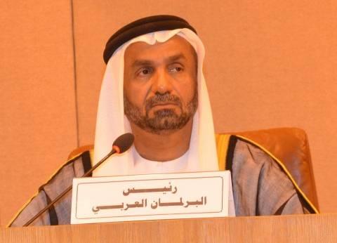رئيس البرلمان العربي يندد بدعوة الحوثيين لانعقاد مجلس النواب