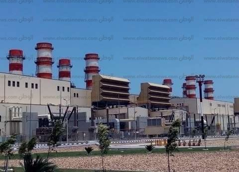 """قبيل افتتاح المرحلة الثانية.. معلومات عن محطة كهرباء """"البرلس"""""""