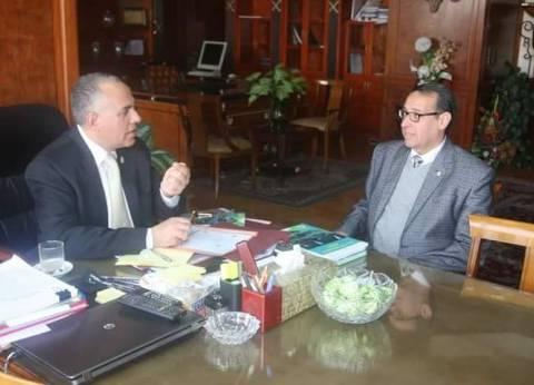 وزير الرى: لابد أن تشمل مناقشات قضايا المياه الحفاظ على حقوق دول المصب