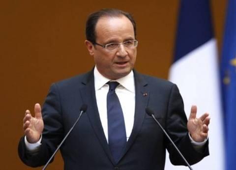 عاجل| الرئيس الفرنسي عن أزمة الطائرة: لا نستبعد العمل الإرهابي