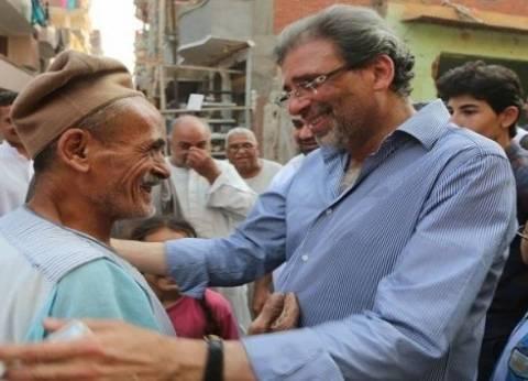 المخرج خالد يوسف يحسم مقعد كفر شكر من الجولة الأولى بـ 29 ألف صوت