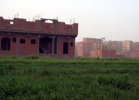 تحرير 32 مخالفة بناء لـ16 عقارا بحي شمال مدينة المنيا