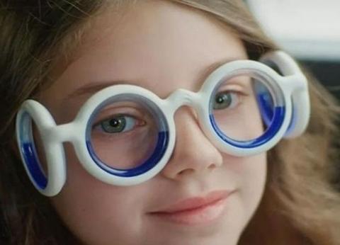 """""""نظارة سيتروين"""" تحل مشكلة مرضى """"دوار الحركة"""" خلال 12 دقيقة فقط"""