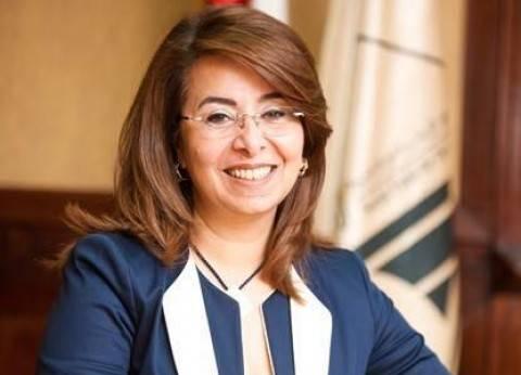 وزيرة التضامن: الرئيس السيسي أب لكل المصريين