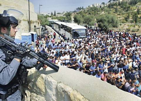 اعتداءات إسرائيلية فى «الضفة والقدس» رداً على «هجوم نابلس»