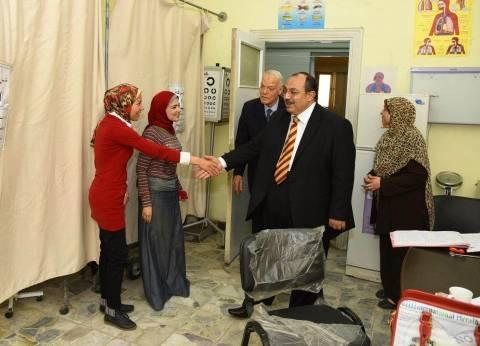 محافظ الإسكندرية: لن أتهاون في حق المواطن.. وسيتم محاسبة أي مقصر