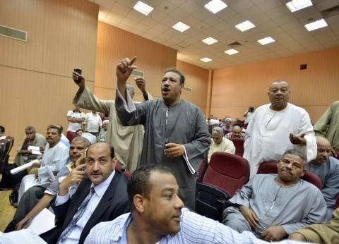 لجنة استرداد أراضى الدولة: تقسيم «الأراضى المستردة» إلى قطع صغيرة لتناسب إمكانيات المواطنين