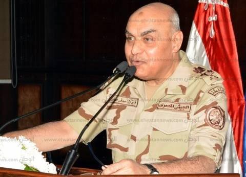عاجل| وزير الدفاع يهنئ السيسي والشعب المصري بتأهل المنتخب للمونديال