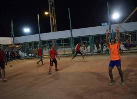 جامعة سوهاج تنظم معسكر تدريبي استعدادا للمشاركة في أسبوع المدن بالسويس