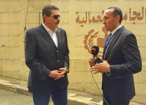"""مدير أمن الإسكندرية الأسبق يصوت بالانتخابات: """"المرة الأولى لي"""""""
