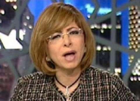 """لميس الحديدي: """"لو السيسي نزل النهاردة في استفتاء هيكسب وباكتساح"""""""