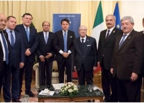 """خبراء عن مؤتمر """"باليرمو"""": نجاحه مرتبط بتوافق جميع الأطراف الليبية"""